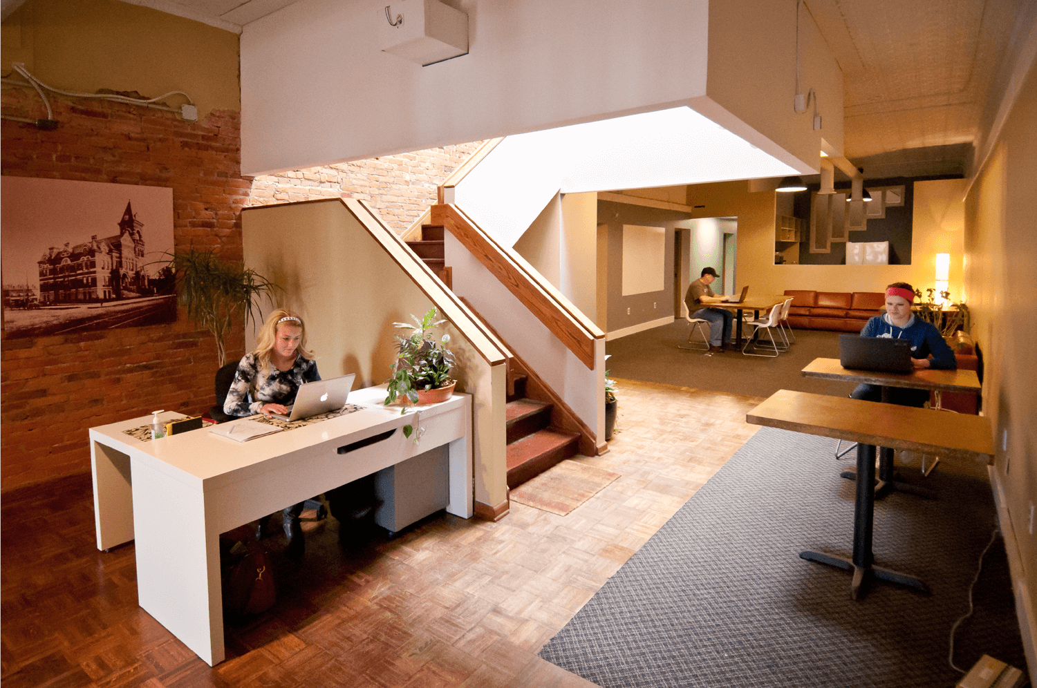 Mount Clemens, MI Co-working space