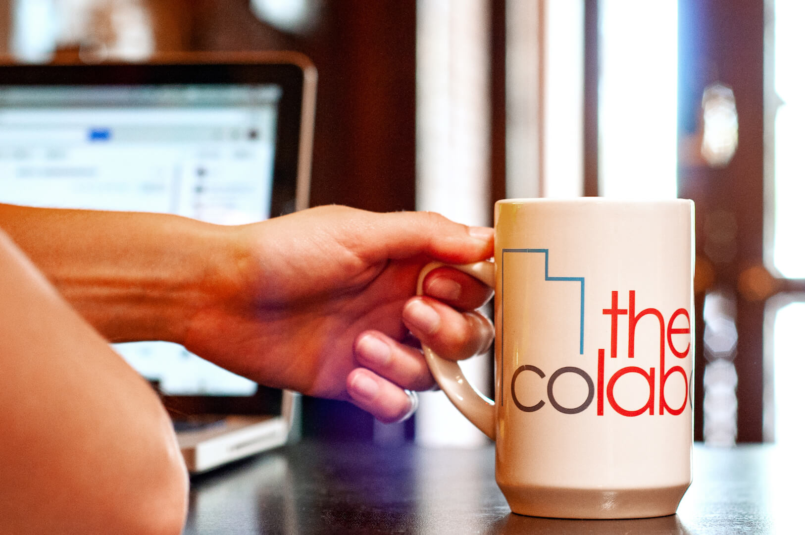colaborative mug