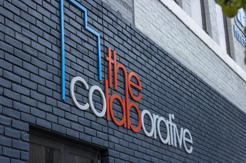 the coLAB exterior