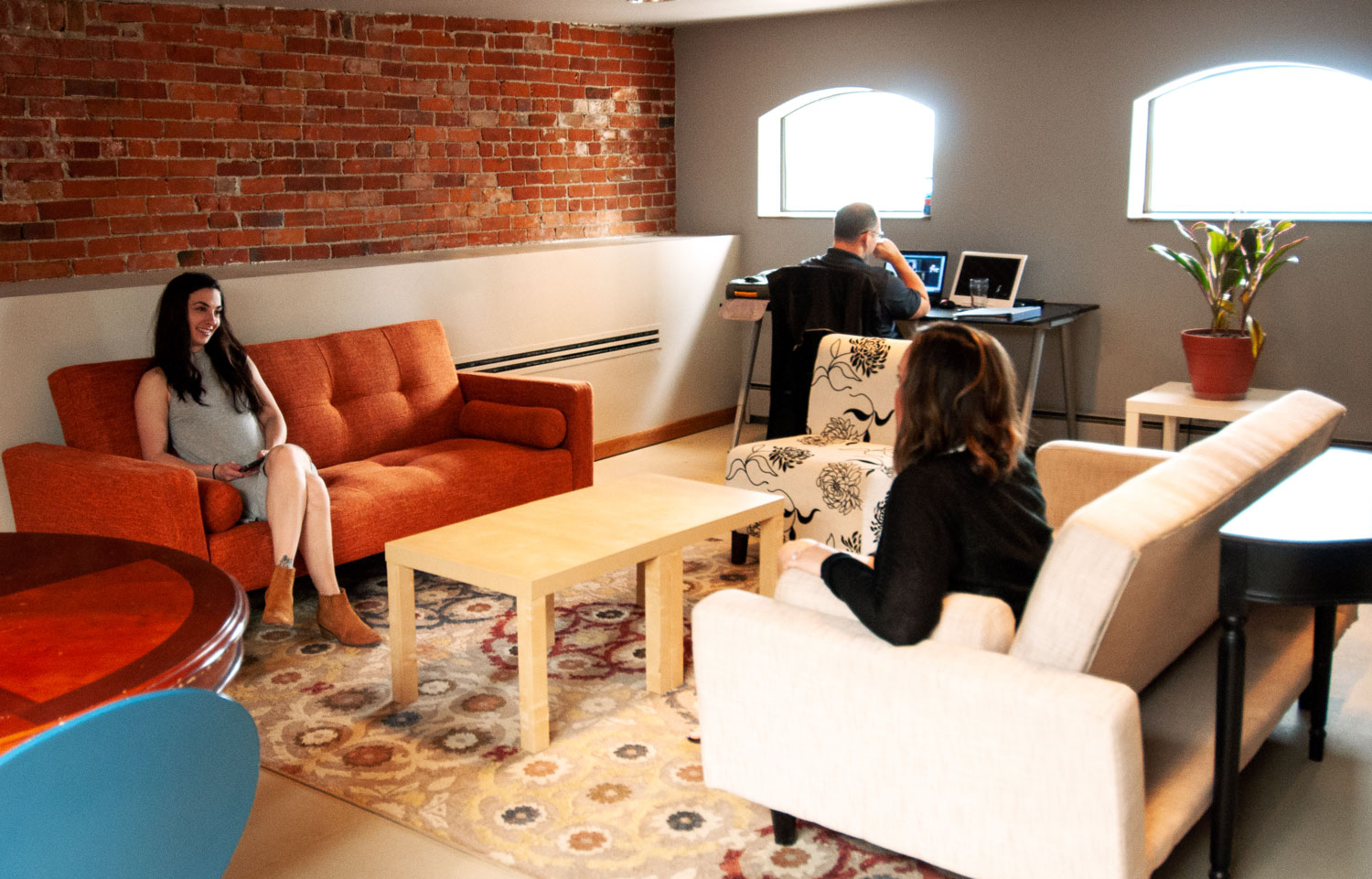 THE coLAB coworking loft